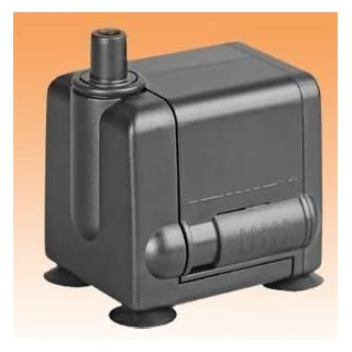Hidom Aquarium Mini Submersible Fish Tank Water Pump Tropical Marine AP-1000