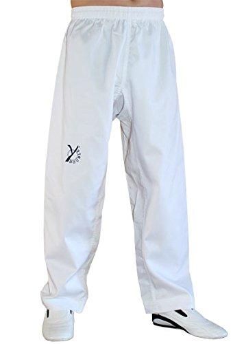 DOUBLE Y Pantalon blanc Karate 170 cm