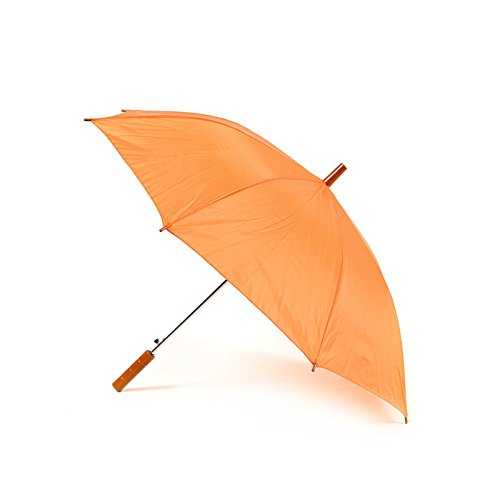Orange Regenschirm Jollybrolly