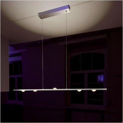LED Pendelleuchte Ledios Anzahl an Leuchtmittel / Breite: 4 / 85cm -