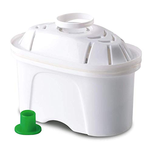 prezzo FilterLogic FL402H Cartucce filtranti, compatibile con BRITA Maxtra per caraffa filtrante Elemaris/Marella/Navelia/Fjord/Fun, confezione 12 filtri per acqua