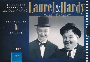 Laurel and Hardy Collection II - 6-Disc Box Set ( A-Haunting We Will Go / The Dancing Masters / Jitterbugs / The Big Noise / Gr