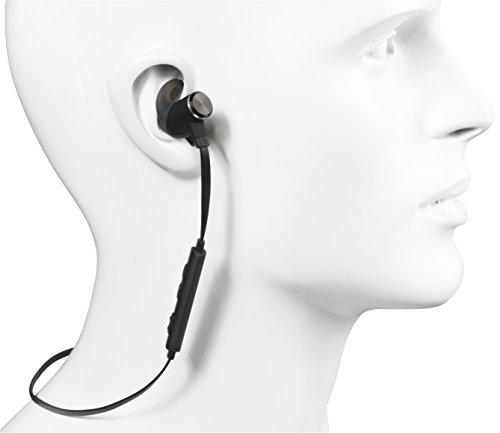 stay mobile PREMIUM Bluetooth Kopfhörer mit Mikrofon und magnetischem Headset, schwarz - 4