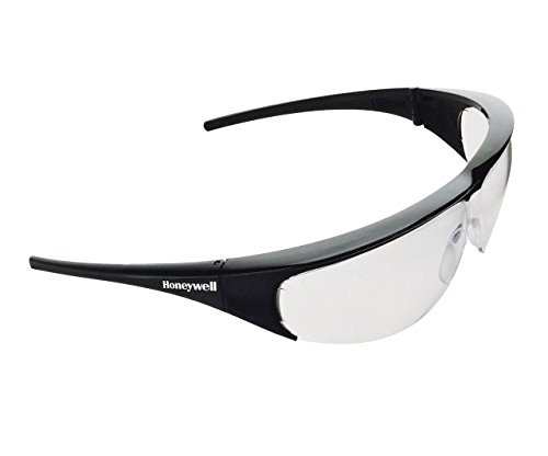 05c5c83fa47 Honeywell 1000001 Honeywell Millennia Safety Eyewear Black Frame with Clear  Anti-Scratch Lens