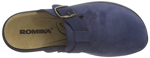 Romika Damen Ibiza Home 311 Pantoffeln Blau (jeans 506)
