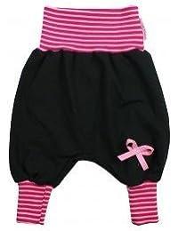 """'Pantalon Harem Pantalon """"Blacky bébé rose"""