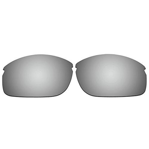 b3b2e1e5c3d ACOMPATIBLE Replacement Lenses for Oakley Commit SQ Sunglasses (Titanium  Mirror - Polarized)