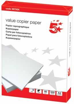 2500 Blatt Inacopia Elite Colour 90g//m/² DIN-A4 Premiumpapier