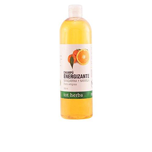 Tot Herba Shampoo Energizzante Mandarina Y Naranja - 500 ml