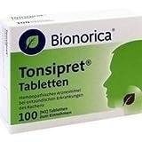 Tonsipret Tabletten, 100 St.