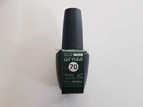 Gel Polish 15 ml semipermanenti Blush Italie 96 couleurs ultra coprenza maximale durée (70 - Mint)