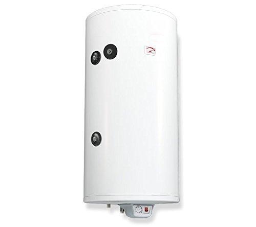 Agua caliente vertical eléctrico 150L compuesto, conexión izquierda a