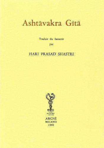 Ashtavakra Gita por Hari Prasad Shastri