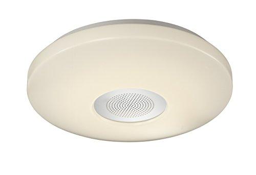 ACTION by WOFI A+ LED Deckenleuchte Metall 19 W Integriert 340 x 75 x 340 cm, Weiß 914401060044