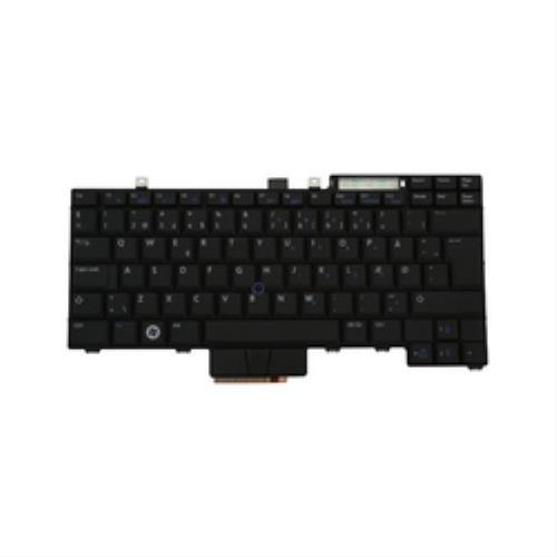 Laptop E6400 Dell (DELL FU942 Tastatur Notebook-Ersatzteil - Notebook-Ersatzteile (Tastatur, Dänisch, DELL, Latitude E6400, E6410, E6500, E6510))
