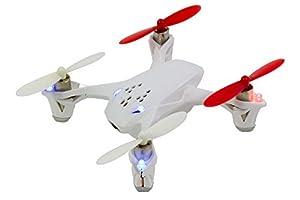 Hubsan 15030400-Dron cuadricóptero,