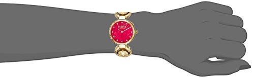 Versus Versace Versus Peking Road Analog Red Dial Women's Watch-S75030017