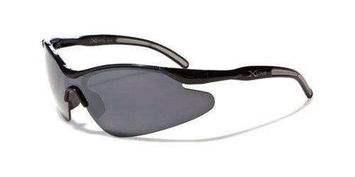 6b3367ac69 X-Loop Childrens Kids Ski Sports Sunglasses with Case - Durable Sports  Sunglasses with