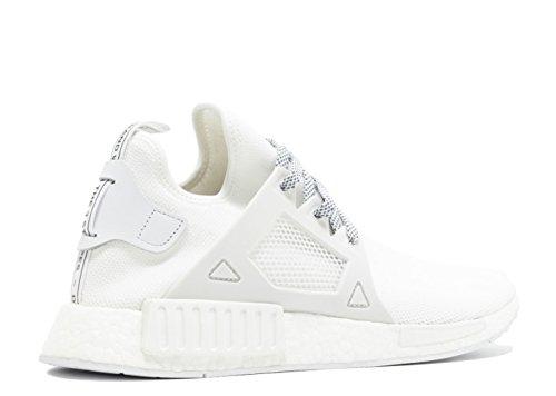 adidas , Herren Sneaker Blue Bird-Vintage White-Red CG3092 42 2/3 EU white white BY3052