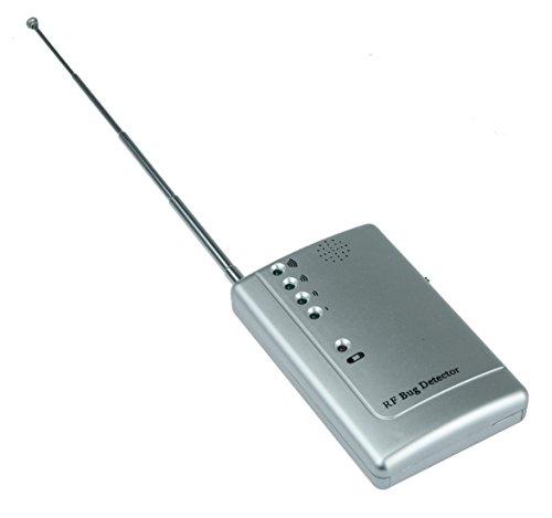 RF Wanzenfinder Wanzendetektor Signalfinder Detektor Bug Detector Wanzensuchgerät Spionfinder anti Funkkamera von Kobert - Goods -