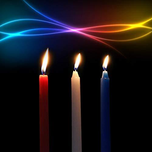 iTimo 3 Teile/schachtel Niedertemperatur Kerze, SM Leidenschaft Tropfendes Wachs Spiel für Frauen/Männer
