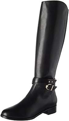 L.K. Bennett Kora, Stivali da Equitazione Donna, Nero (Black-Black), 36 EU
