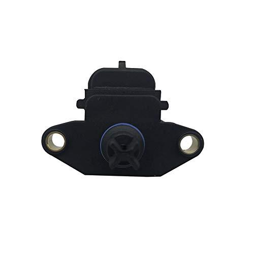 CHOULI MAP Sensor for 2003-2007 Dodge Cummins 5 9L Replaces 3949988 5139278AA Black (Dodge Ram Radio Oem)