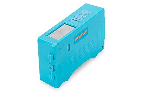DIGITUS LWL Glasfaser-Stecker Reiniger - LC, SC, ST & weitere - Ca. 400 Reinigungen - Patch-Kabel - Fiber Optic (St Fiber Optic Kabel)
