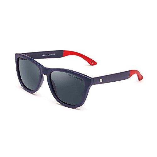 CLANDESTINE Model Matt Blue Grey R - Gafas Sol Polarizadas