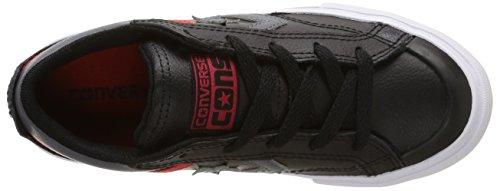Converse Ox Blaz Schwarz Lea Sneaker Unisex kinder Pro rqrT6