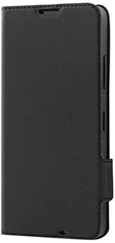 Mozo 640FB Book Schutzhülle für Microsoft Lumia 640 schwarz