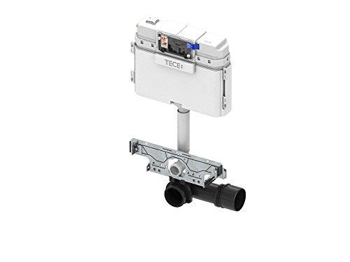Tece Teceprofil-Anschlusseinheit für Wand-WC mit Tece-Spülkast. Nr.9.041.006 90/110mm, 9041006