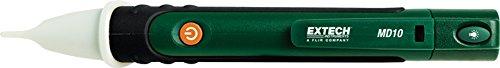 Extech Kontaktfreier Magnet-Detektor mit eingebauter Taschenlampe, 1 Stück, MD10