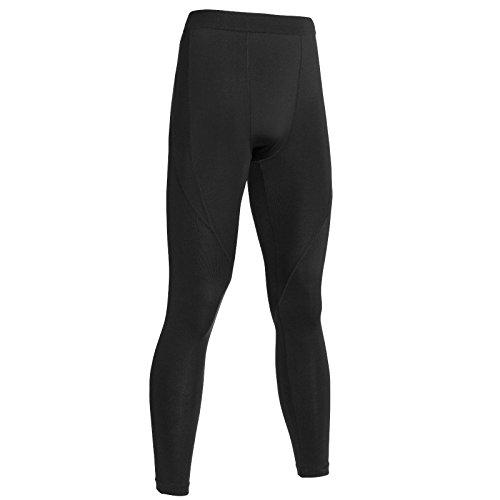 i-sports-Base-Layer-Tights-Junior-Unisex-Sports-Compression-LeggingsPants