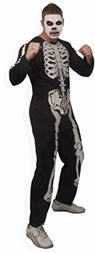 The Karate Kid Cobra Kai Skeleton Herren (Kai Cobra Kostüme)