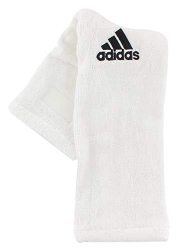 adidas Fußball Handtuch, Herren, weiß, Einheitsgröße