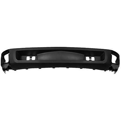 CarPartsDepot paraurti anteriore centrale inferiore-Deflettore aria per rimorchio, con fori, 365-15105 GM1092192 15915504 by CarPartsDepot