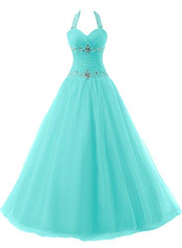 ivyd ressing robe dos nu avec pierres ligne Duchesse préférée Prom Long Lave-vaisselle robe robe du soir - Sauge