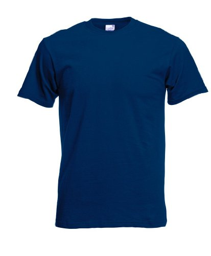 Fruit of the Loom T-Shirt 'Original Full Cut' 61–082–0 Bottle Green