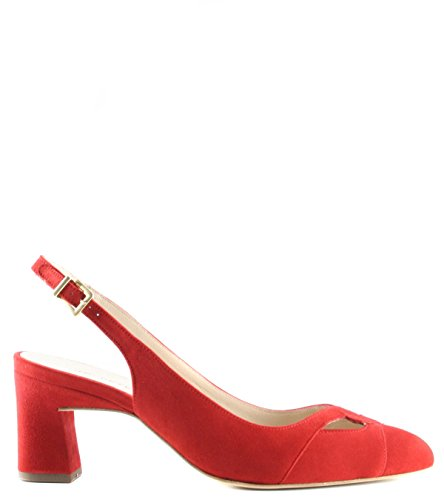 Peter Kaiser, Scarpe col tacco donna Rot