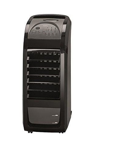 3in1 Standventilator Mit Fernbedienung Klimagerät Luftbefeuchter  Luftreiniger Luftkühler Ventilator Ionisator Ionisierer (Oszillierend, 4,