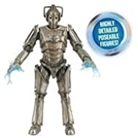 Dr Who Corroded Cyberman with Limb Damage and Electric Shock Hands