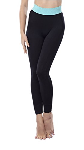 SZJH Women's Yoga Leggings Exercise Workout Pants Gym Tights