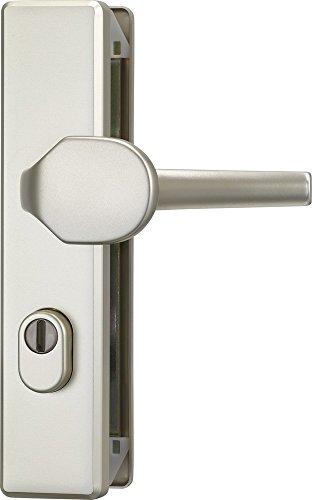 ABUS Tür-Schutzbeschlag KLZS714 F2, neusilber, 08428