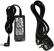 Replacement 19V 1.75A 33W AC laptop power adapter charger for Asus Ultrabook VivoBook X102B X102BA X201 X201E