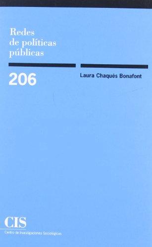 Redes de políticas públicas (Monografías)