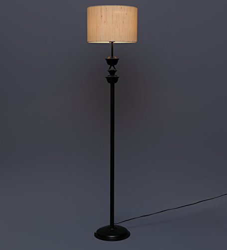 New Era Ball Drum Floor Lamp