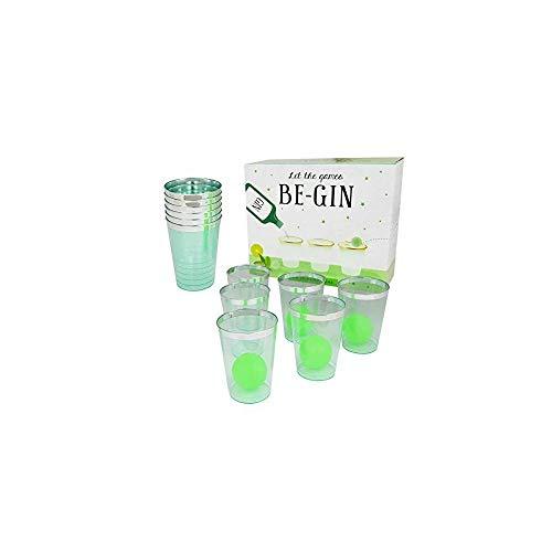 Xpression Game Deja Que Juego Sea-Gin Gin Pong Gin