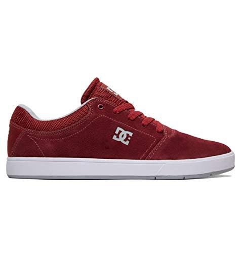DC Shoes Crisis - Shoes for Men - Schuhe - Männer - EU 47 - Rot