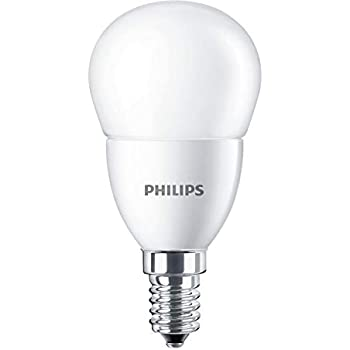 Philips LED 7 W Bombilla E14 Gota Repuestos para bombilla de 60 W